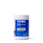 TOWL Surface Disinfectant Wipes - 100Ct Canister
