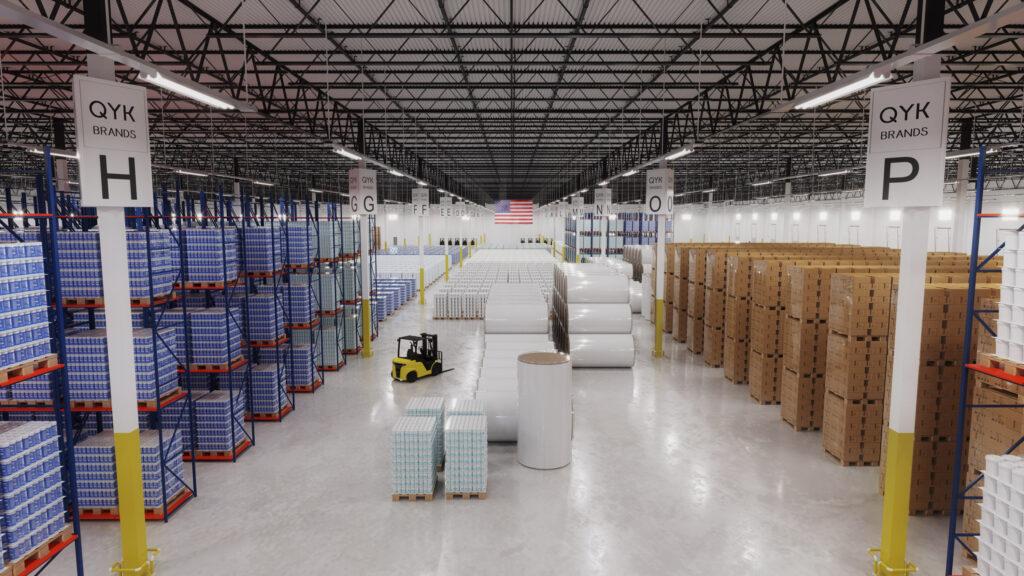 QYK Brands Warehouse 2